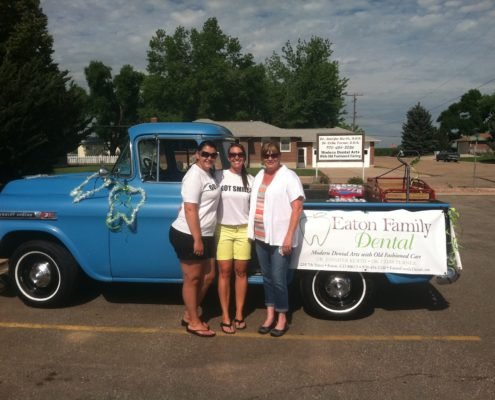 Eaton Days Parade