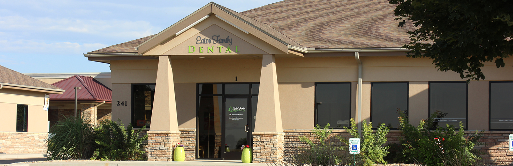 Eaton Family Dental Office Building